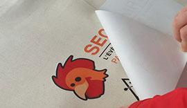 Marcaje transfer en serigrafía
